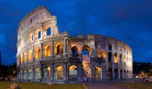 Coliseu (80 d. C.), Roma, Itália